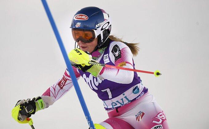 Šifrin trijumfovala na drugom slalomu u sezoni