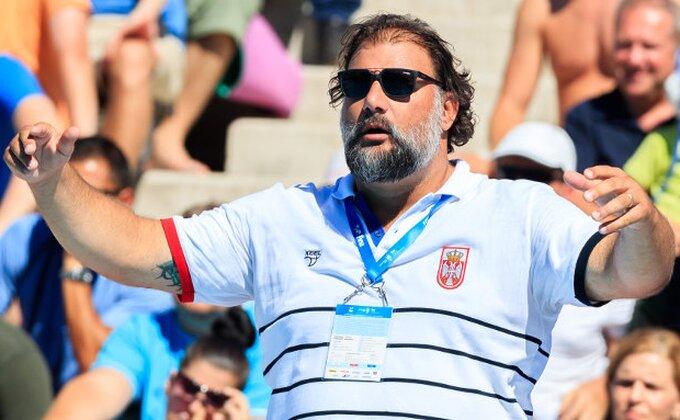 """Savić: """"Kad smo već u finalu..."""""""