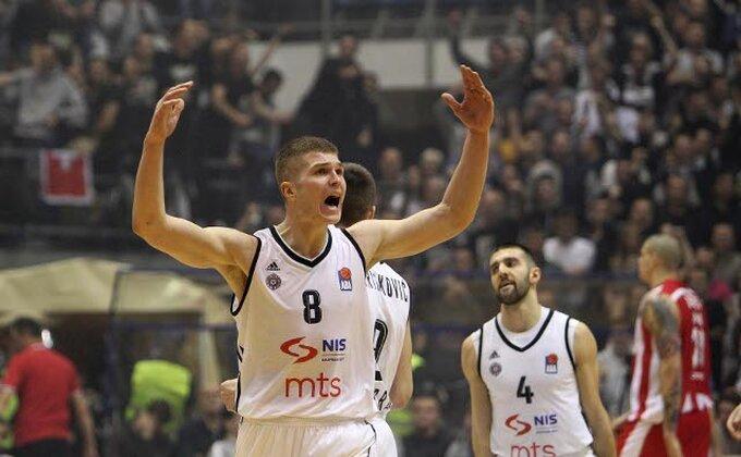 Ma kakav opstanak, Partizan može mnogo više!