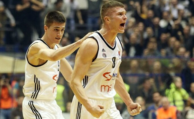 Edo Murić: ''Zauvek ću pamtiti ovu utakmicu!''