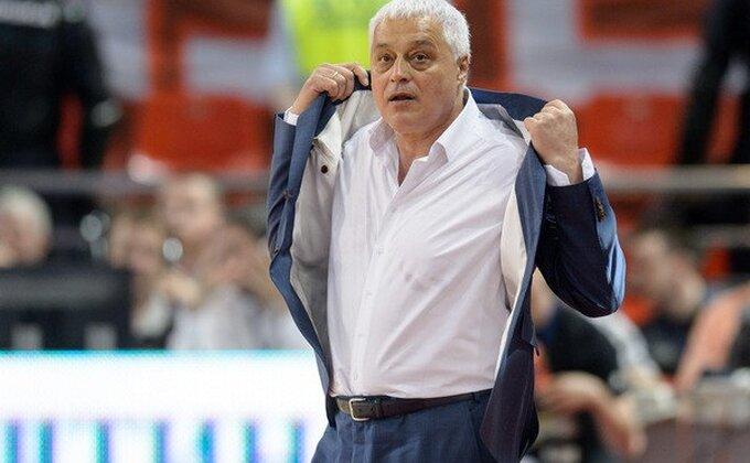 Radnički slavio protiv Partizana