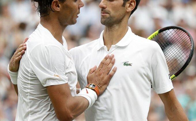 Očekivano - otkazali Novak i Rafa!