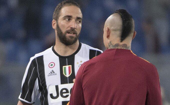 Slika obišla svet, Naingolan dočekao svojih pet minuta protiv Juventusa!