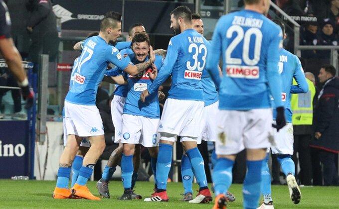 """Napoli želi """"problematičnog momka"""" u svom timu!"""