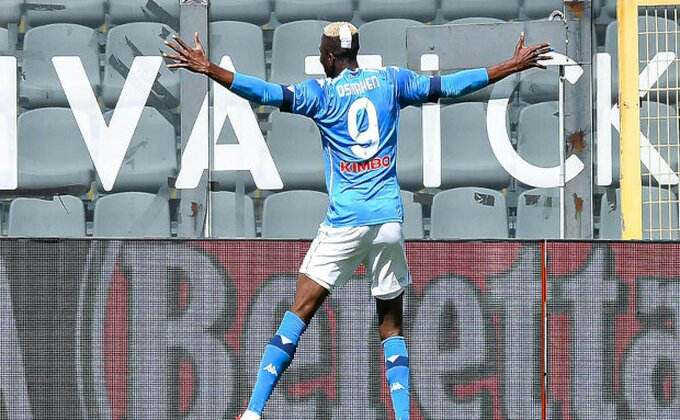 Napoli ubedljiv za veliku brigu Specije, Udineze i Bolonja remizirali za opstanak