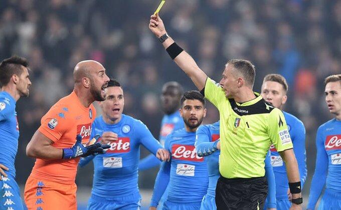 Pala odluka u italijanskom cirkusu, Napoli će igrati sa juniorima!