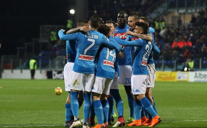 Gotovo, Napoli dogovorio i drugo pojačanje, kasa praznija za 50 miliona!