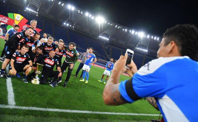 Potvrda, pao rekord u Napoliju, jedan od najvećih transfera u istoriji Serije A!