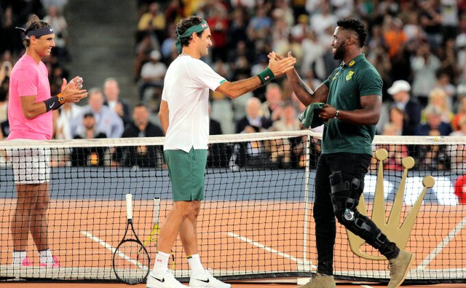 """Da nije bilo """"zamrzavanja"""" ATP bodova, znate li gde bi bio Federer?"""