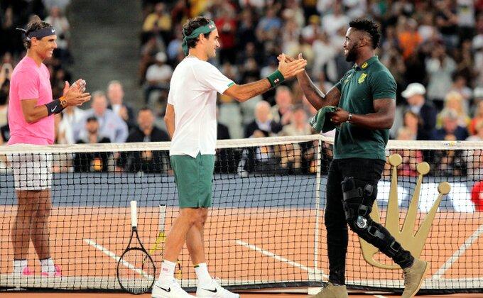 Federer i Nadal večeras postavili novi rekord! Još jedan izazov za Novaka!