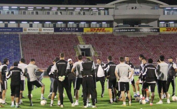 Trener Nefčija: ''Nismo turisti, došli smo da igramo fudbal''