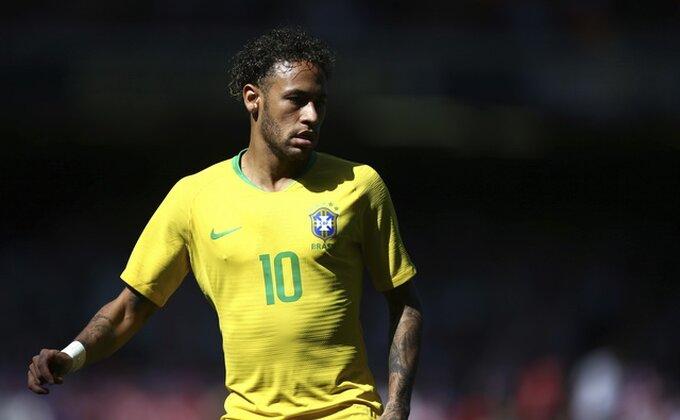 Sve je lakše s Nejmarom, Brazilci preslišali Hrvate!
