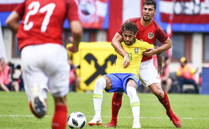 Brazil sa promenom u timu na popravnom, može li Kostarika kao Švajcarci?