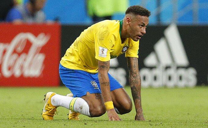 """Pobeda Brazila u senci Nejmarove povrede, neki novi """"Azuri"""" dobili Amere!"""