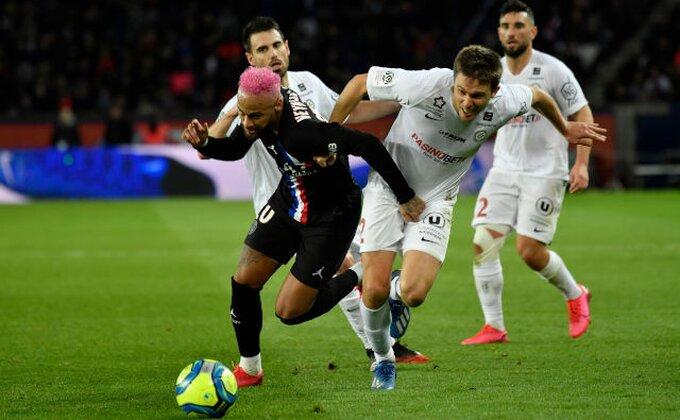 Liga 1 - Nemilosrdni PSŽ brojao do pet protiv devetorice