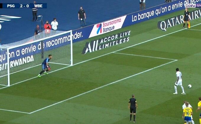 Ovi penali su u modi - Sinoć nisu uspeli Ramos i Benzema, danas jedva Nejmar i Ikardi!