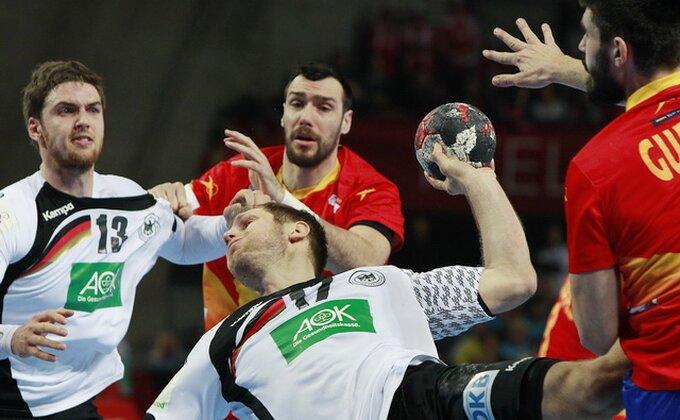 EP - Prva pobeda Nemačke, remi Španije i Slovenije