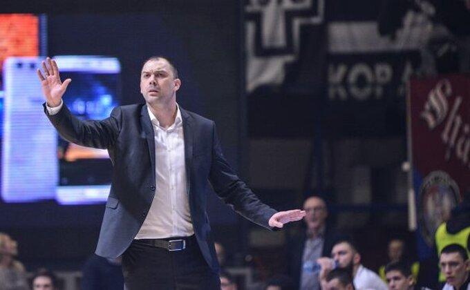 Partizan - Čanak ne prestaje da kritikuje ni posle 42 razlike!