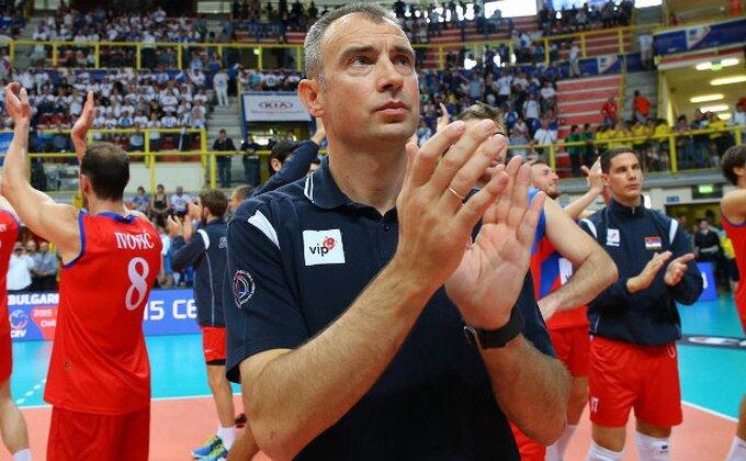 Kvalifikacije za Rio - Grbić objavio širi spisak
