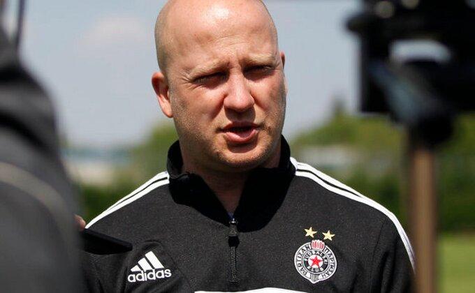 Trener Partizana odgovorio Mojsiloviću: ''Kolege i igrači su za mene svetinja''