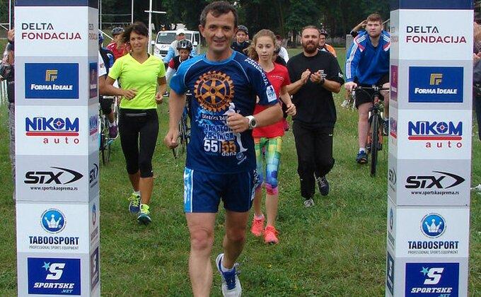 "Maraton za Ginisa - Goran ""pokorio"" prestonicu!"
