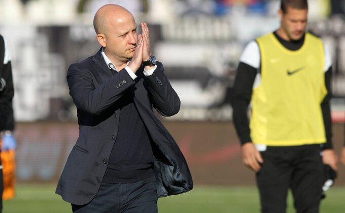 Marko Nikolić čestitao svojim igračima, ali...