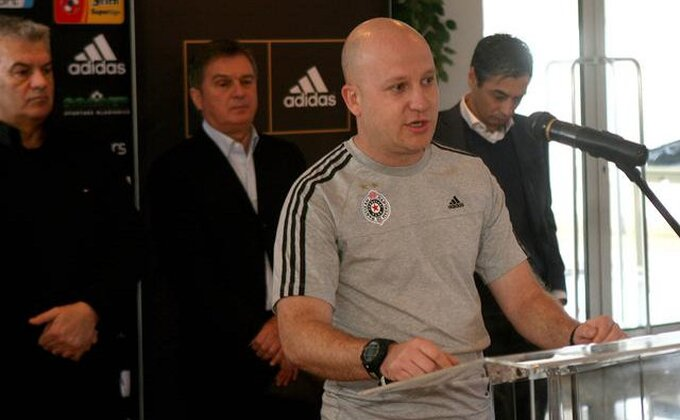 Treneru Partizana dosta improvizacija, hoće pojačanja!