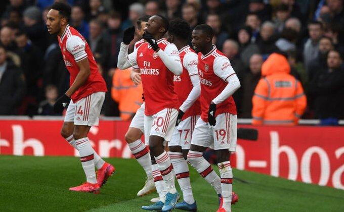 Prvi meč Arsenala posle pauze i ubedljiv trijumf, het-trik mladog napadača!
