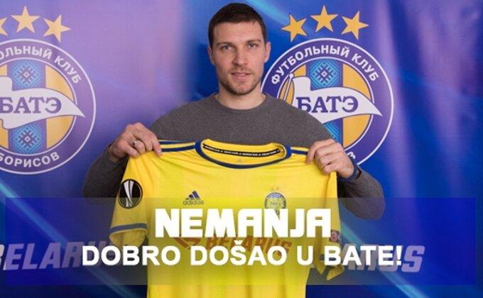 BATE predstavio novog Srbina