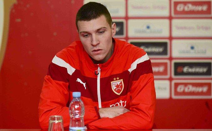 Milić: ''Zvezda ima kvalitet, gol posvećujem sinu!''