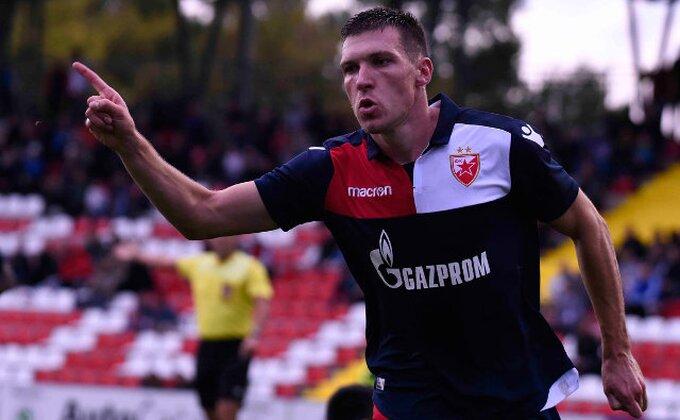 """Milić: """"Hvala Boaćiju, nadam se da je ovaj gol prvi u nizu"""""""