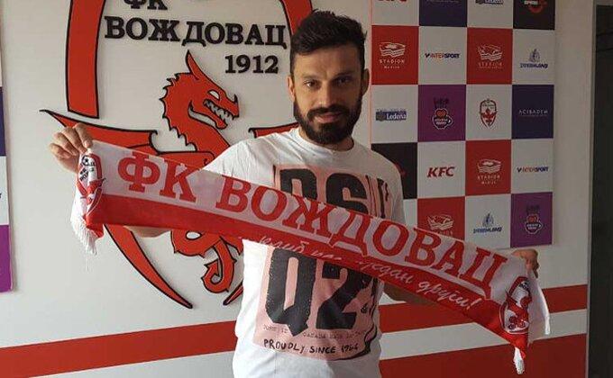 Partizan ga je uzalud želeo, Zvezda ga ''skoro, pa kidnapovala'', Voždovac ga preporodio!