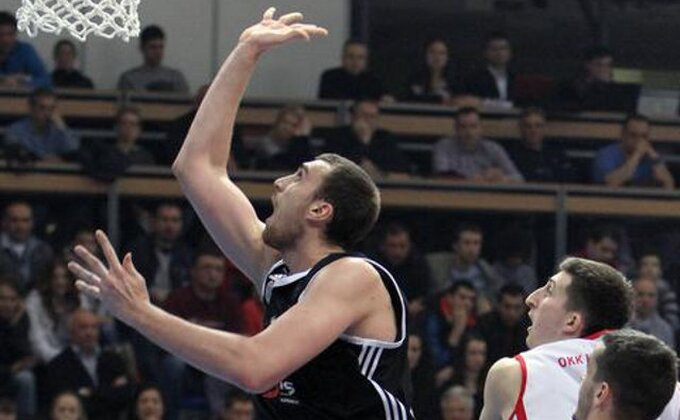 SL - Centar Partizana MVP prvog gola