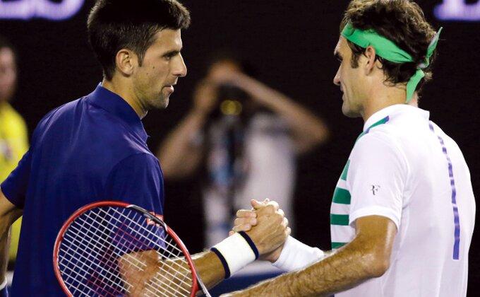 ''Slučaj Gimelstob'' - Federer ''nema o čemu da priča'' sa Đokovićem!