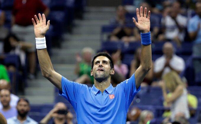 Novak u svom sedmom finalu Ju Es opena posle ludačkog duela sa Monfisom!