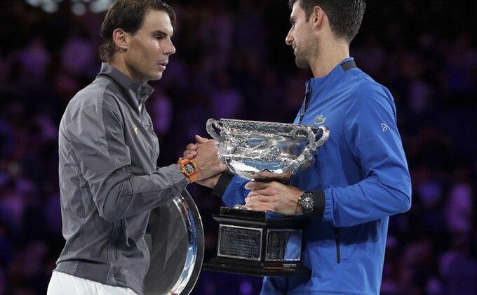 Šta se promenilo na ATP listi, koliko se Nadal približio Đokoviću?