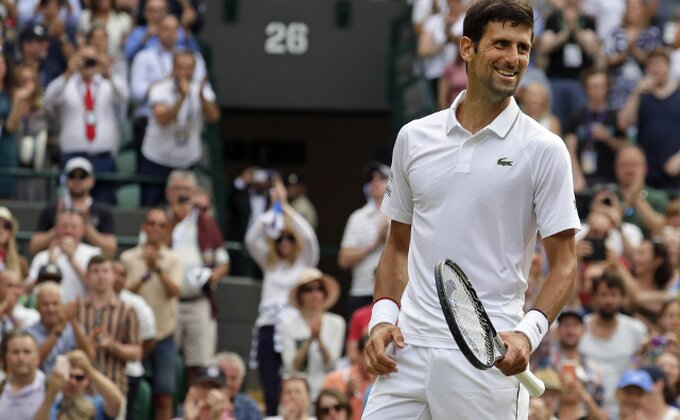 Novak se pred finale raspisao na Tviteru - Kako izgleda ''gladijatorska'' priprema, kog fudbalskog velikana je sreo?