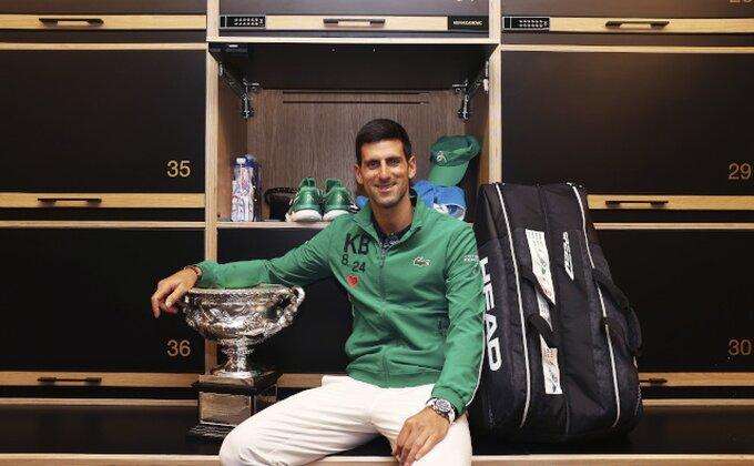 Novak dobio protivnika u polufinalu