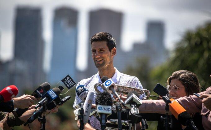 Reakcija o kojoj se priča - Mora li opet taj Novak?
