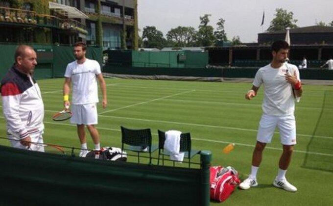 Novak: ''Neka počne, spreman sam!''