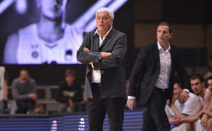 """Muta: """"Nema predaje, Partizan uvek ide na pobedu"""""""
