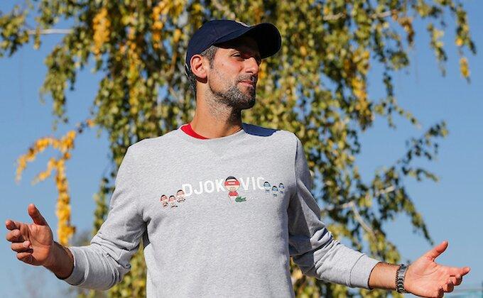 Novak se oglasio posle veličanstvenog podviga, poruka stala u četiri reči!