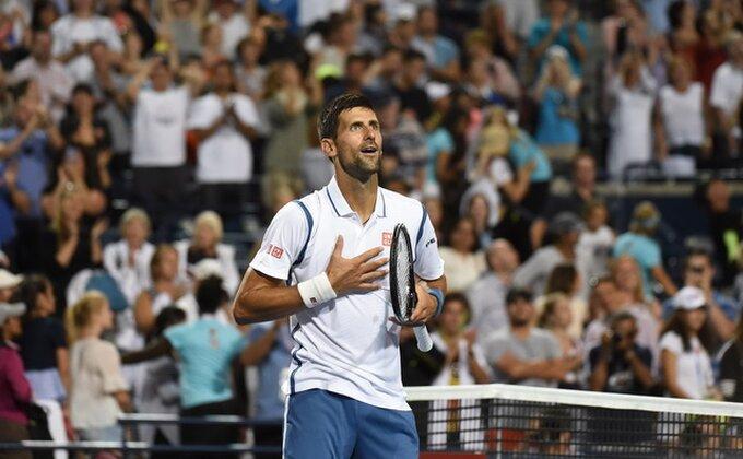 Novak ''svakoga dana u svakom pogledu, sve više napreduje''...