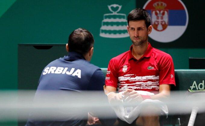Igra nerava u Madridu, Srbiji nedovoljne tri meč-lopte, ništa od polufinala!