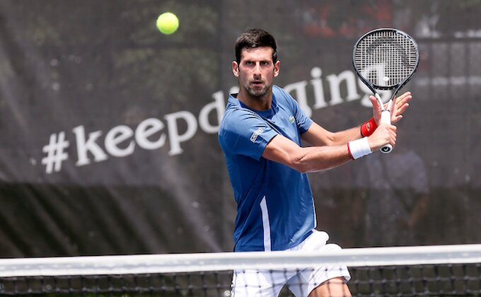 Novak ne miruje: ''Izazivam svakog sportistu u regionu, i šire''