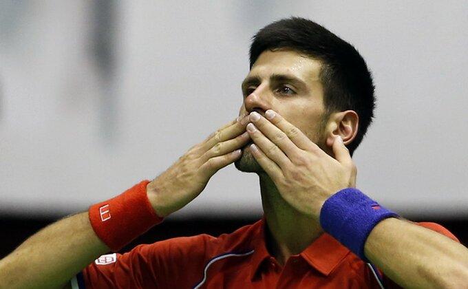 Novak ulepšao srpsko sportsko veče - Opet pobedio Nadala!