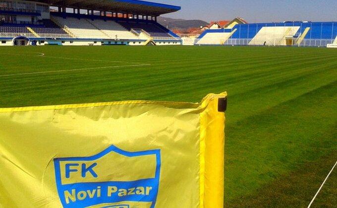 Novi Pazar predstavio sedmoricu fudbalera, među njima i bivši igrač Partizana