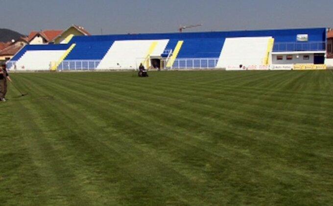 Pazarci otvorili rekonstruisani stadion