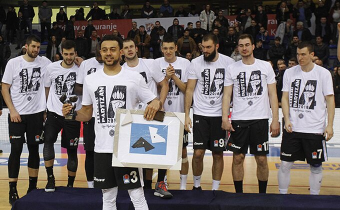 Vilijams-Gos MVP finala Kupa Radivoja Koraća!