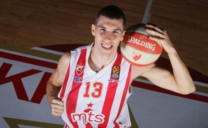 Ognjen Dobrić - Igrao samo dva minuta, ali izveo potez o kojem se priča!